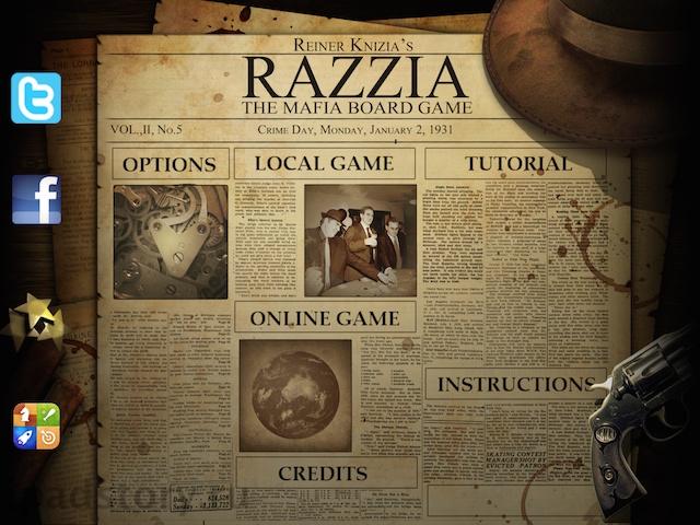 Reiner Knizia's Razzia