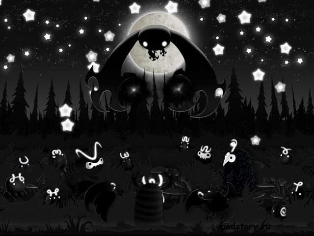 Darklings iPad