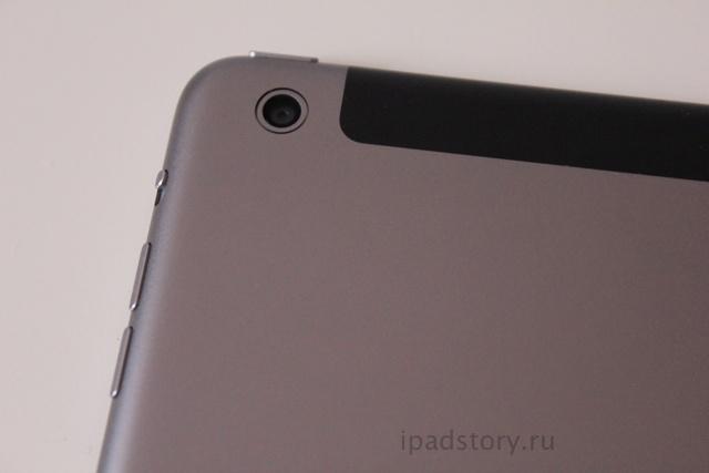 iPad Air фотокамера