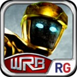 Real Steel World Robot Boxing на iPad