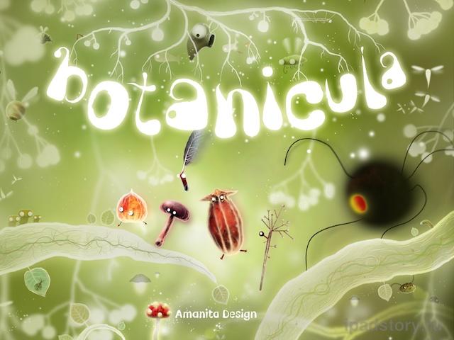 Botanicula iPad
