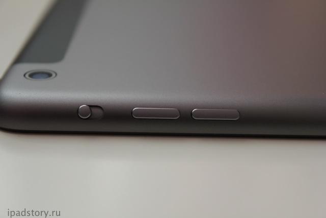 iPad Air боковая поверхность