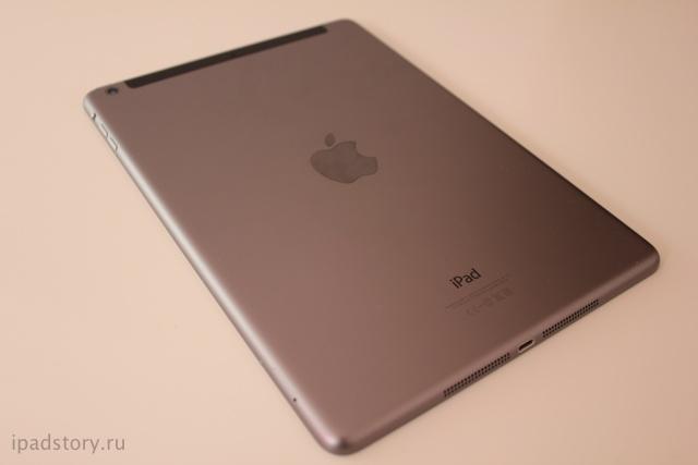 iPad Air Серый космос
