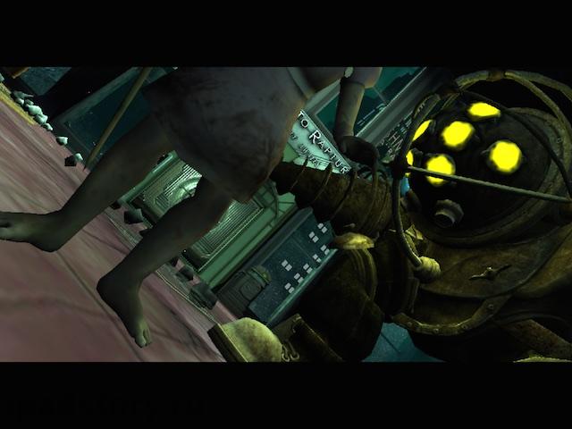 Bioshock на iPad