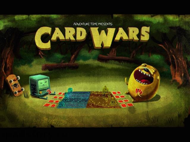 Card Wars на iPad