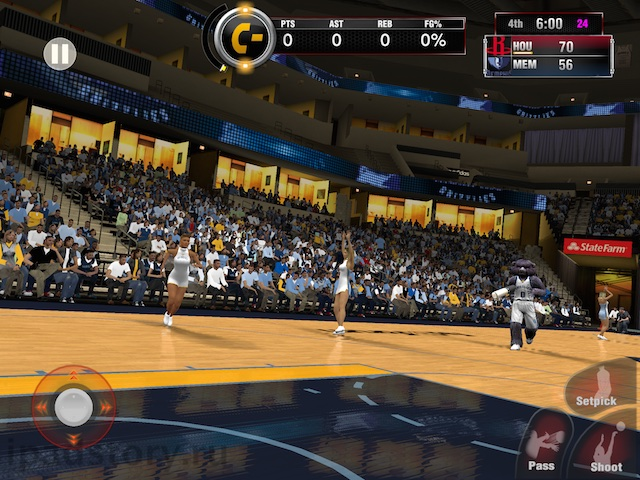 NBA 2K 2015