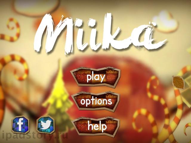 Miika iPad