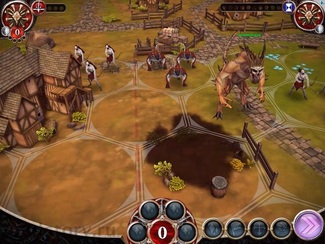 BattleLore на iPad