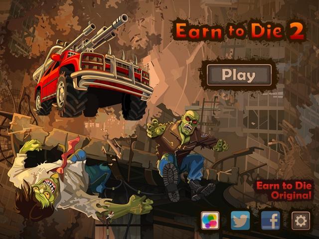 Earn to Die 2 на iPad