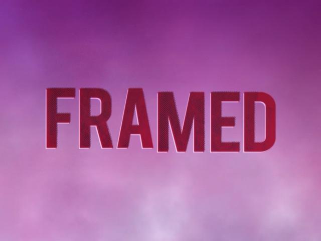 Framed на iPad