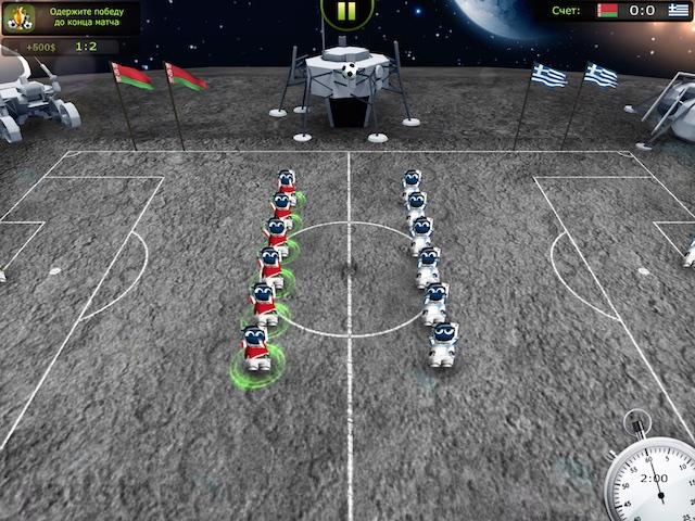 FootLol - безумный футбол