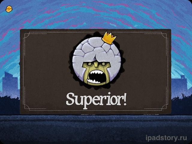 King Oddball на Ipad
