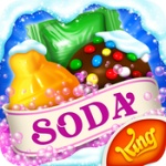 Candy Crush Soda Saga на iPad