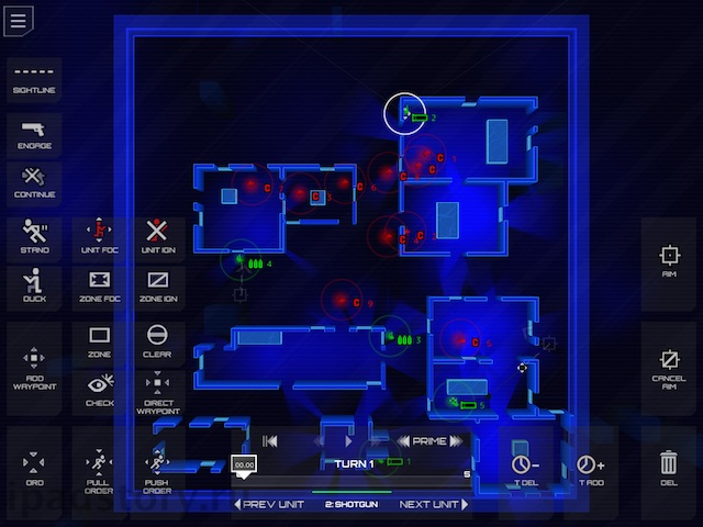 Frozen Synapse iPAd