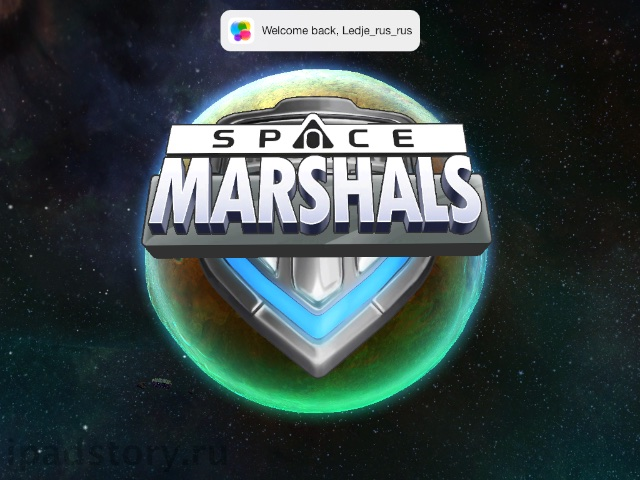 Space Marchals