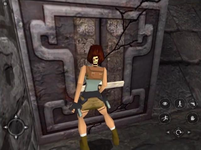 Tomb Raider 1 iPad