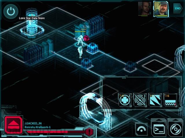 Shadowrun Returns iPad