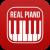 iPad и пианино. Учимся играть