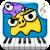 Piano Dust Buster - музыкальная супер-игра