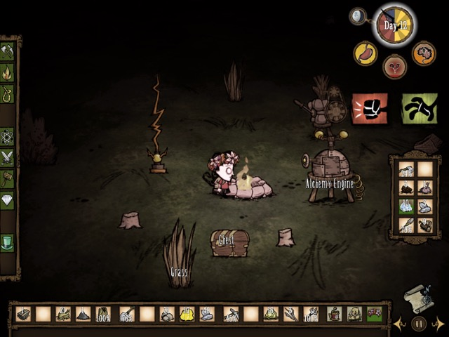 Don't Starve ipad