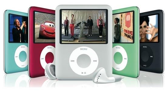 iPod Nano 3 поколение
