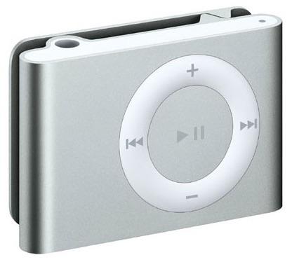 iPod Shuffle 2 поколение