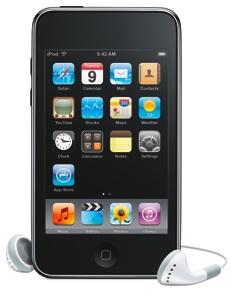 iPod Touch 2 поколение