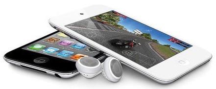 iPod Touch 4 поколение