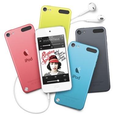 iPod Touch 5 поколение