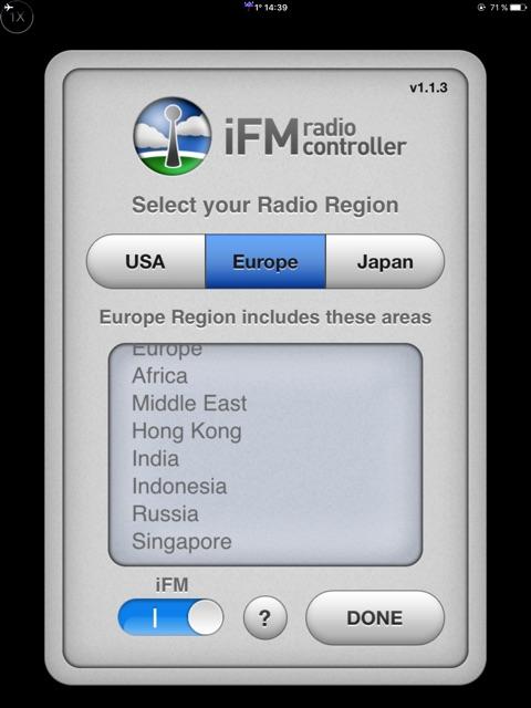 iPad и FM радио