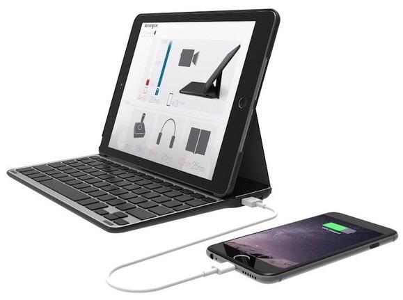 Обзор чехлов со встроенными аккумуляторами для iPad и iPhone