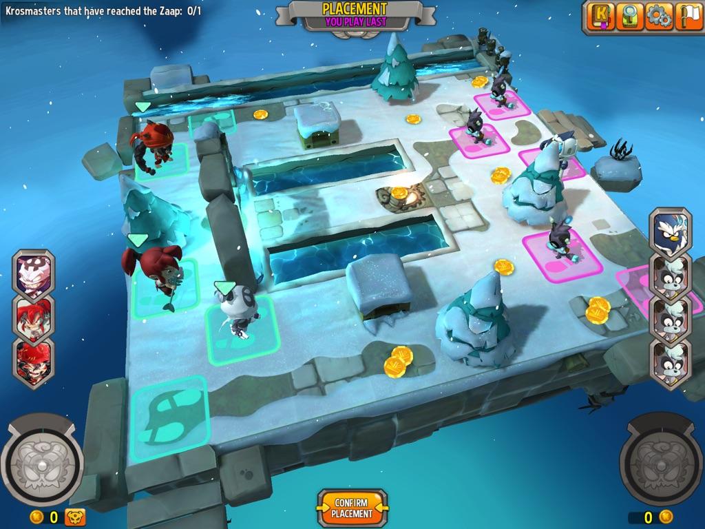 Krosmaster Arena iPad