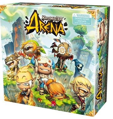 Krosmaster Arena настольная игра коробка