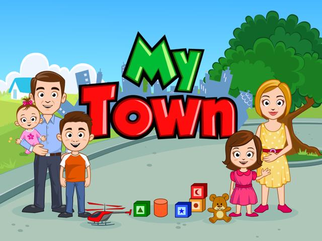 скачать бесплатно игру My Town Home - фото 9