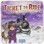 В Ticket to Ride появилось дополнение Nordic Countries