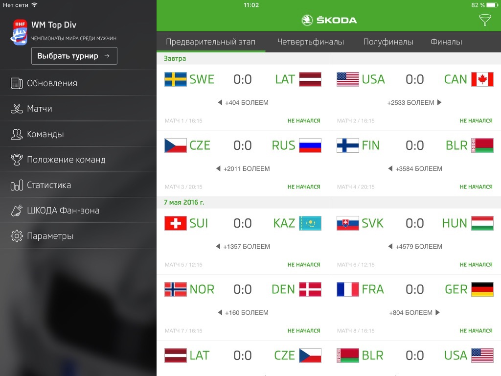 чемпионат мира по хоккею в России