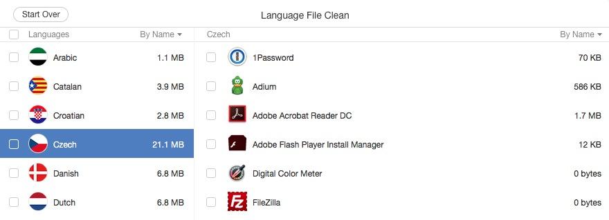 mac-clean-language