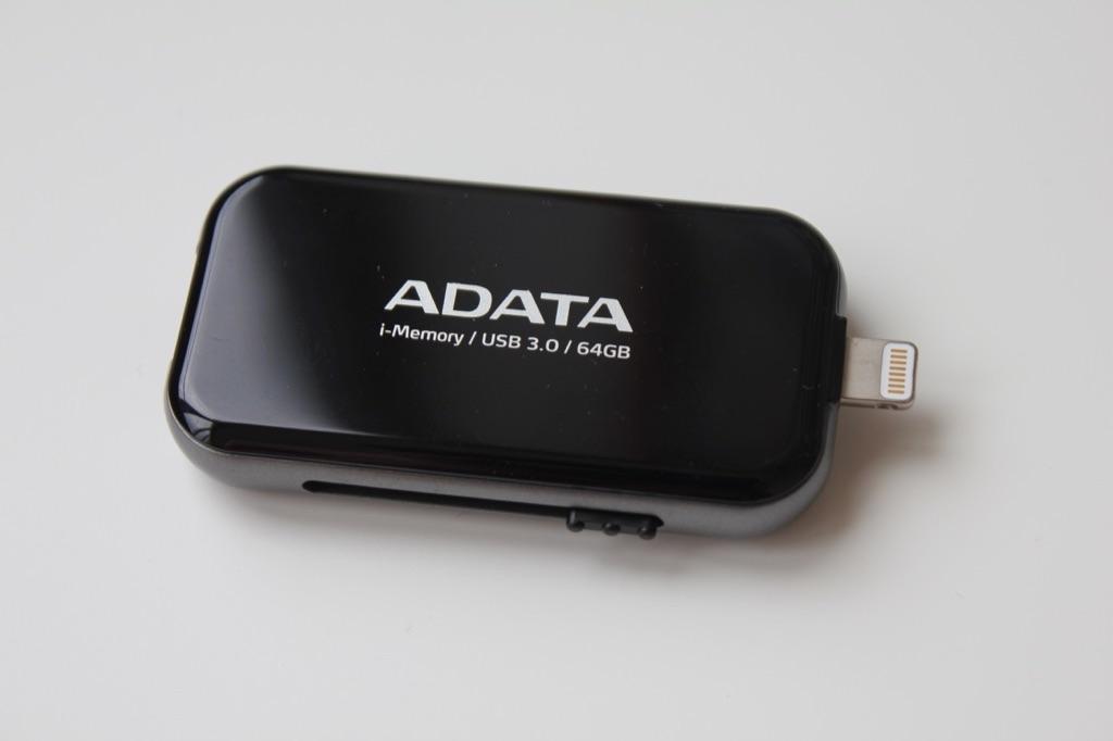 Обзор AData i-Memory