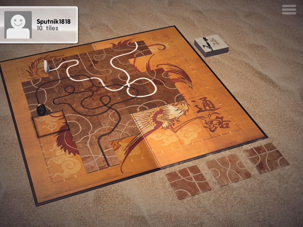 Tsuro iPad