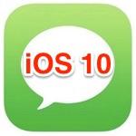 Сообщения в iOS 10 для iPad и iPhone. 13 новых фишек!