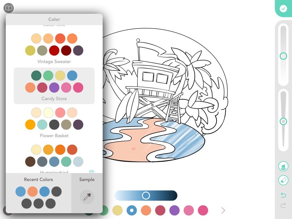 Pigment iPad