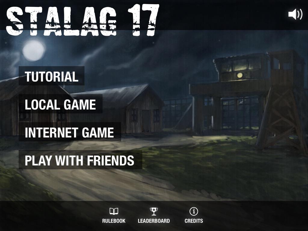 Stalag 17 Game