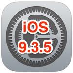 iOS 9.3.5 на iPad, iPhone или iPod Touch. Закрытие уязвимости. Подробности