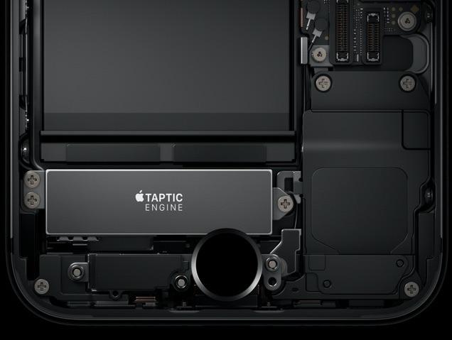 iPhone 7 новая кнопка Home