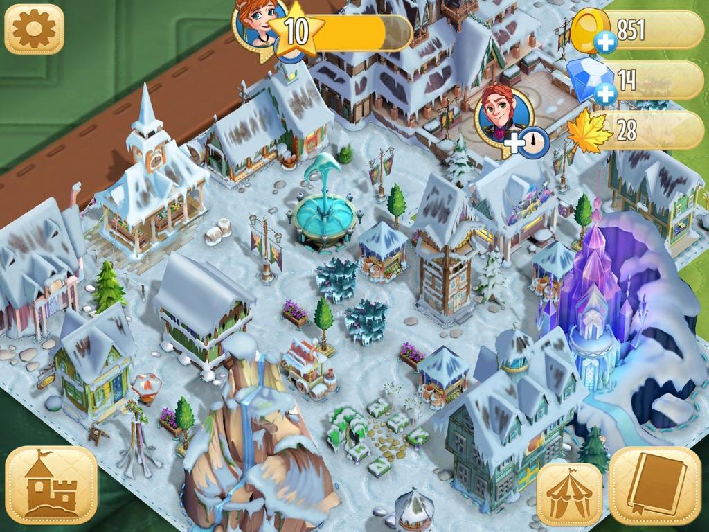 Disney - Волшебный город