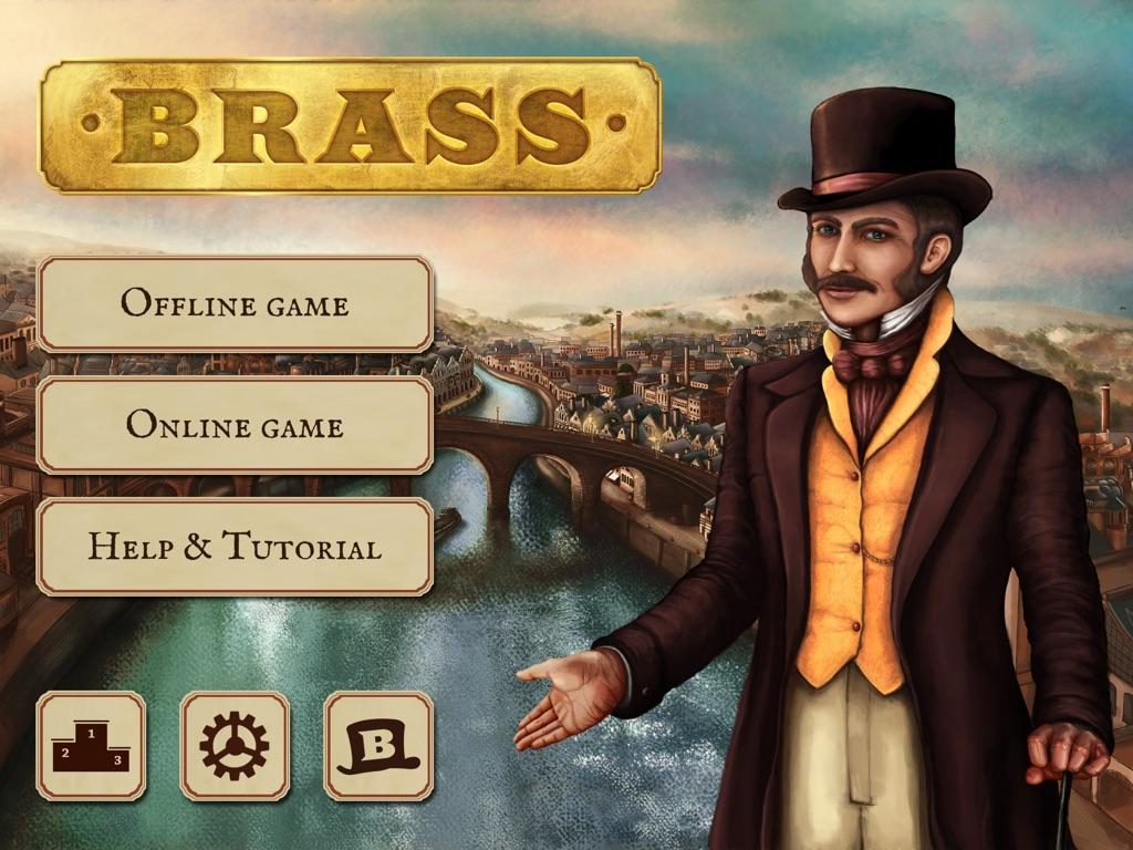 Обзор Brass на iPad