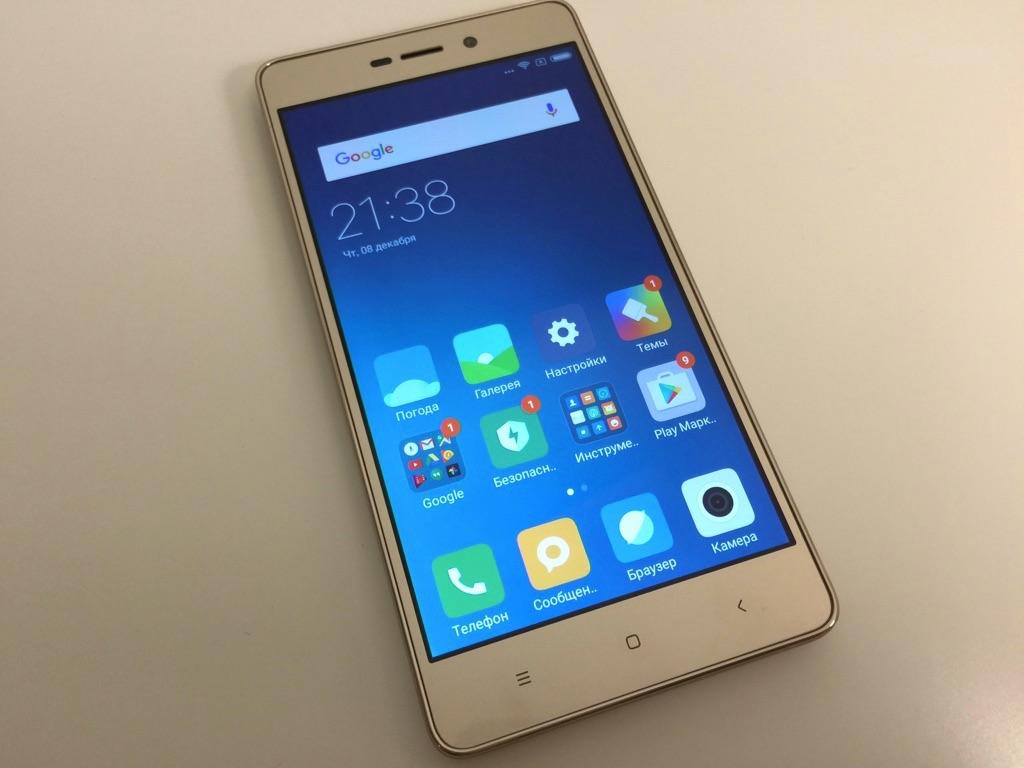 обзор Xiaomi S3