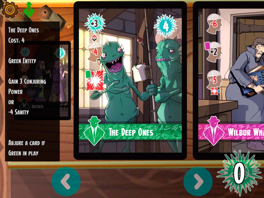 Cthulhu Realms iPad review