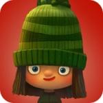 Зелёная шапочка. Интерактивная книга