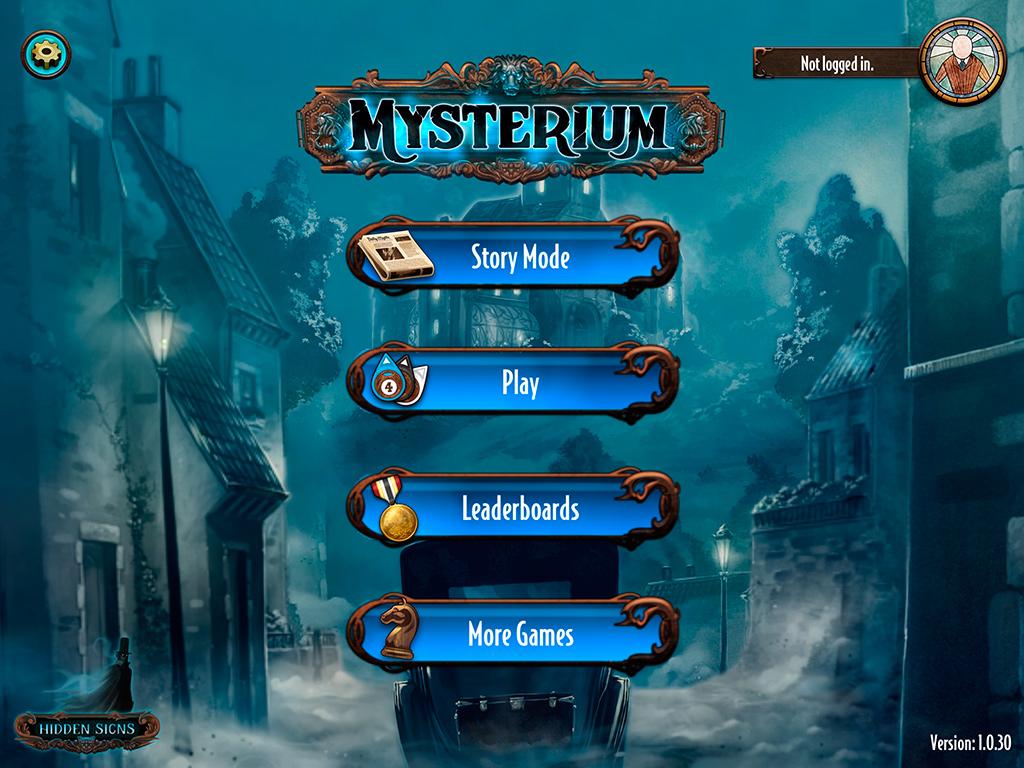 Mysterium на iPad